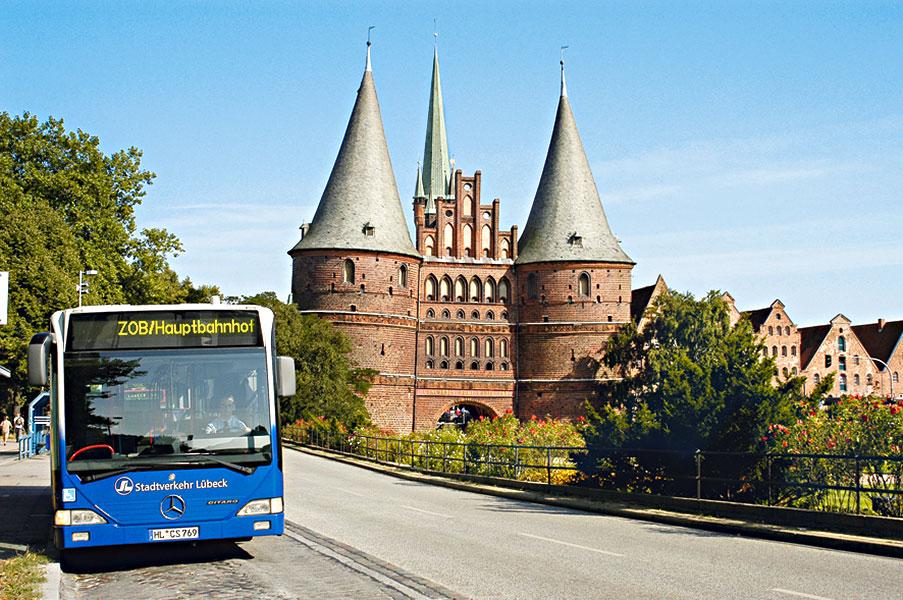 Stadtverkehr Lubeck Benex